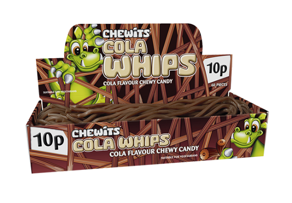 Chewits Cola Whips X5